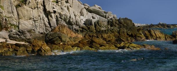 Misionies - Cabo San Lucas Mexico - Snorkling