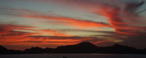 Cabo San Lucas Mexico Sunset MonaLisa